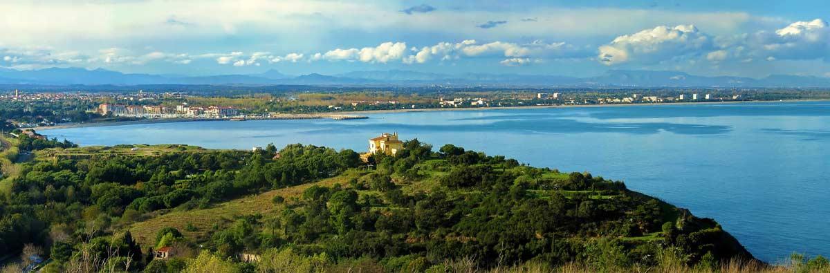 randonnée sentier du littoral Argelès