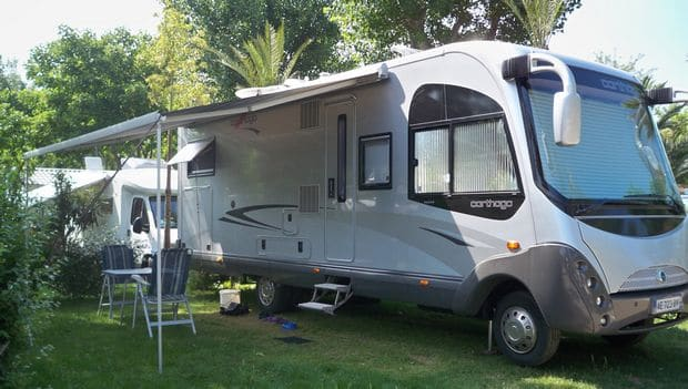 camping car argeles
