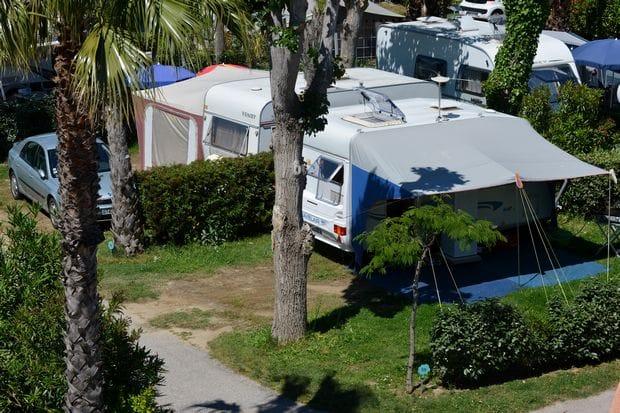 emplacement camping car argelès sur mer