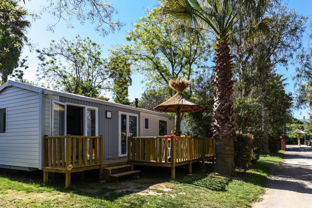 mobil home camping argeles sur mer