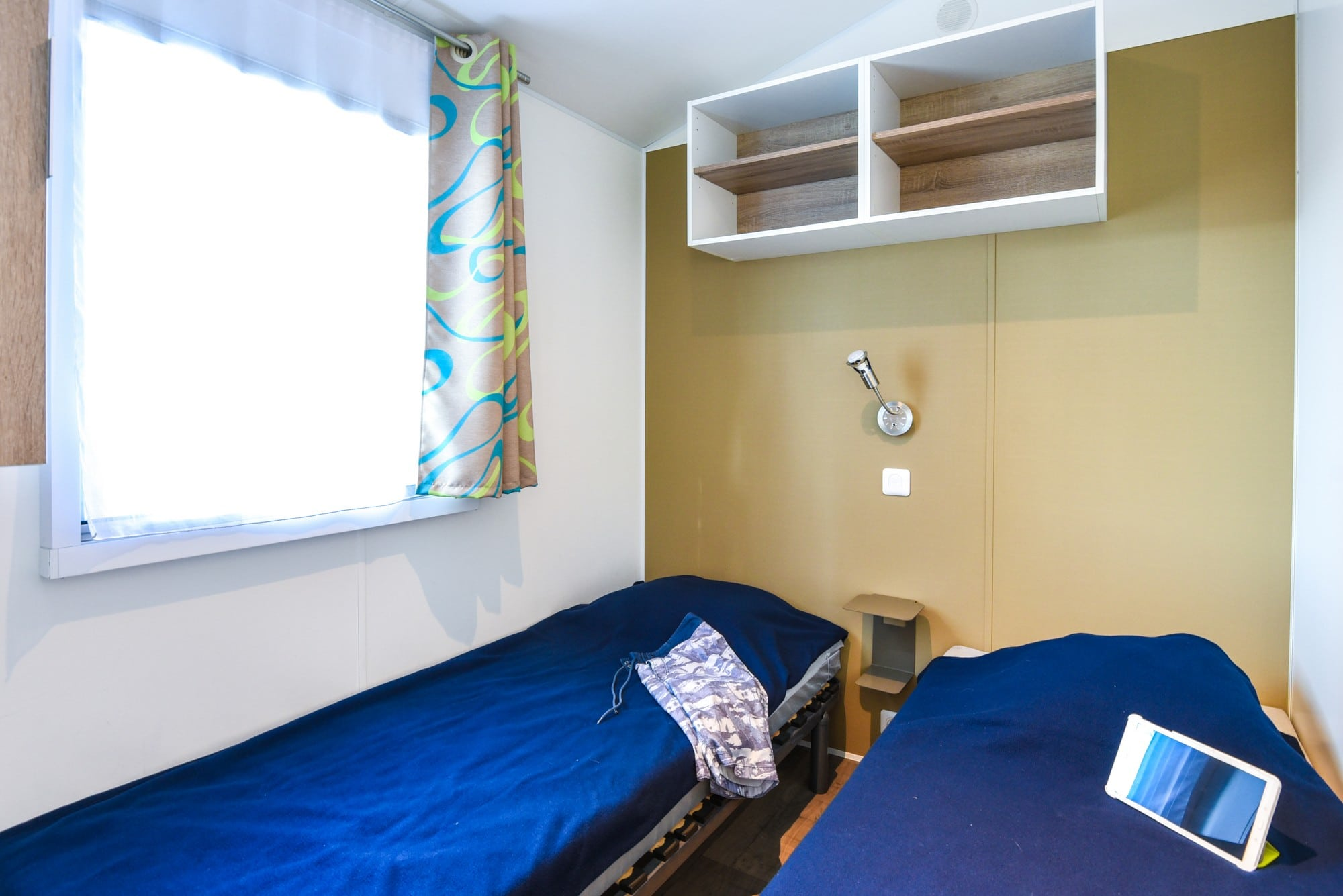 camping argeles mobile home