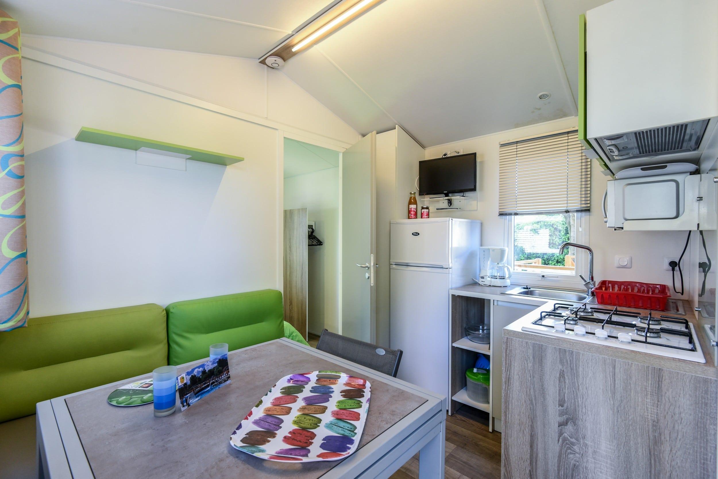 Salon mobil-home argeles