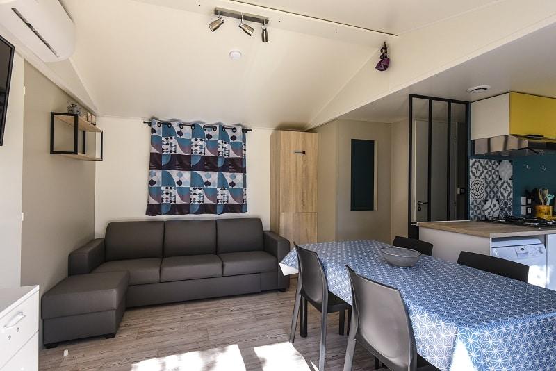 Premium Salon Location Mobile Home argeles sur mer 66