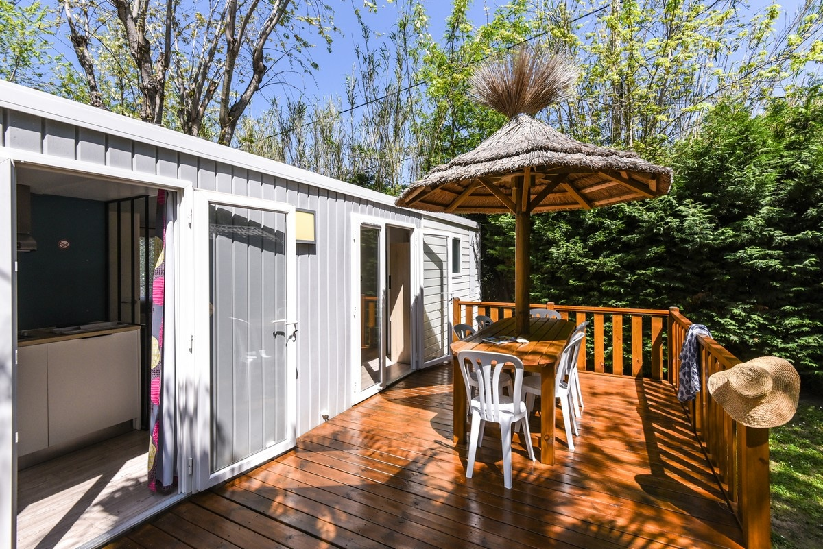 mobil-home camping argeles