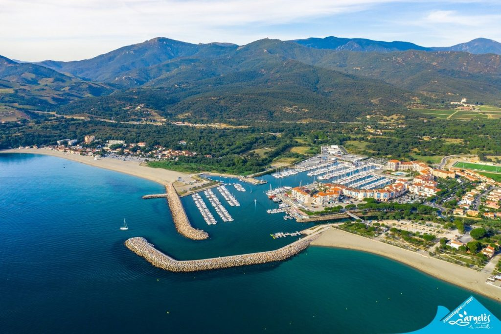 Port Argeles sur mer