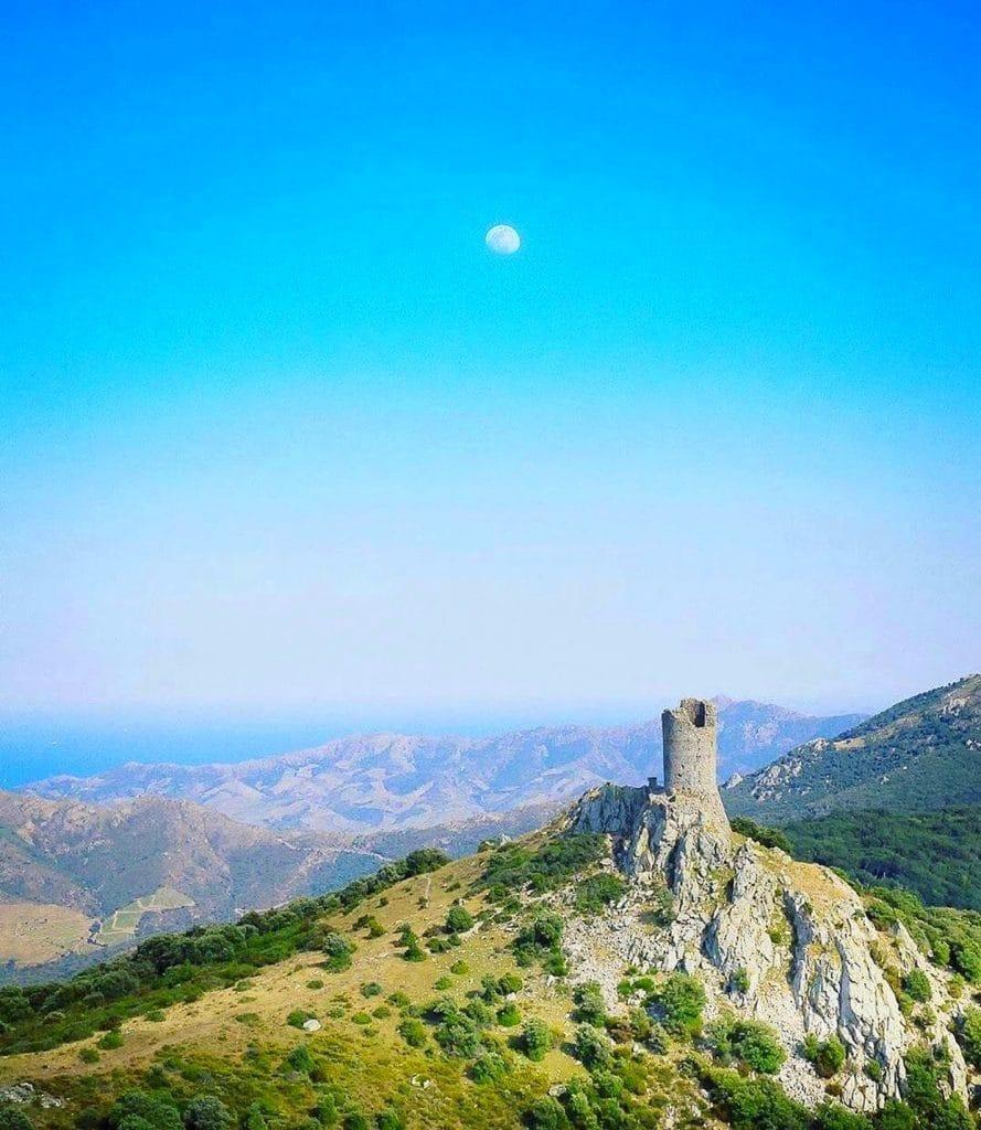 Tour de la massane Argelès sur mer