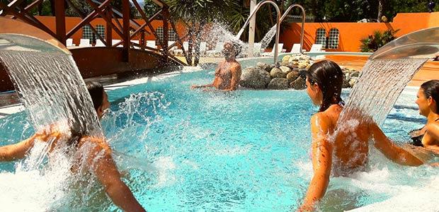 camping argeles sur mer avec piscine chauffée