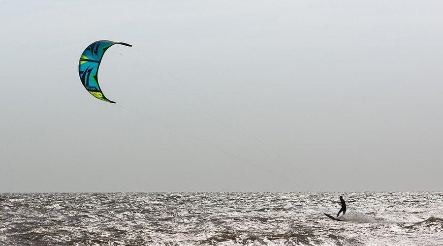 kitesurf pyrenees orientales