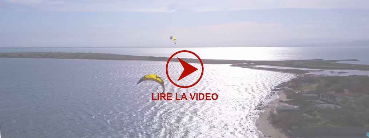 video spots kitesurf pyrenees orientales