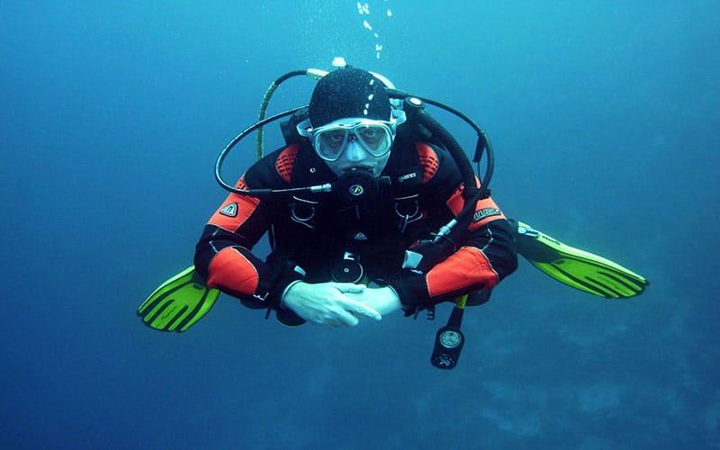 plongée sous-marine Argeles